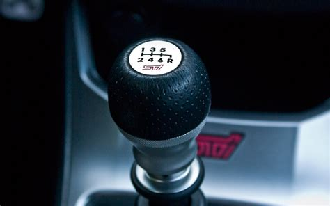 Subaru Wrx Shift Knobs by 2009 Subaru Impreza Wrx Sti Spt Test Motor Trend