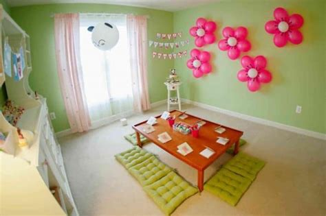simple birthday decorations at home 20 easy birthday decoration ideas sheideas