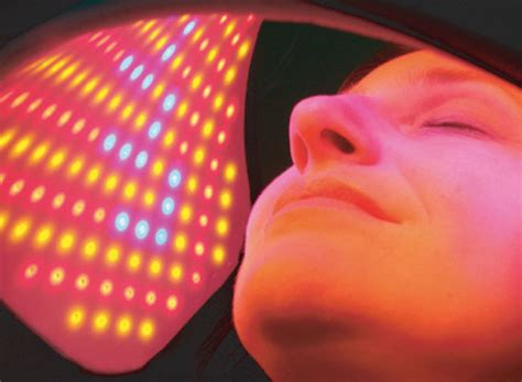 light therapy for skin led light therapy to be true rachael pontillo