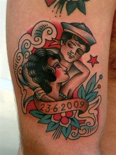 tattoo old school love old school tattoo by zuno old school tattoos pinterest