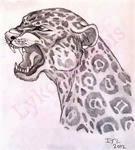 Drawings Of Jaguars Lykosanubis Master Of The Universe Deviantart
