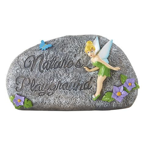 disney garden welcome tinker bell outdoor living