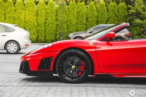 ferrari f430 modified ferrari f430 spider super veloce racing 28 august 2016