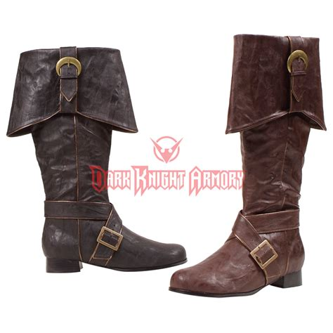 Black And Brown Home Decor by Captain Jack Boots Fw1033 From Dark Knight Armoury