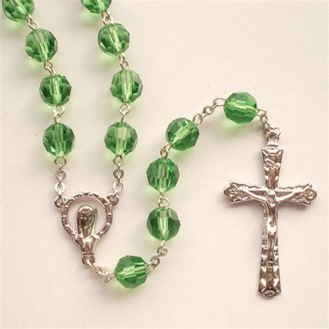 rosary origin rosary glass discover its history