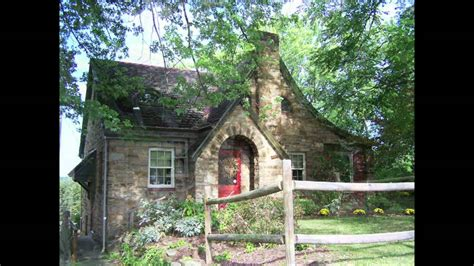 House Plans For Small Cottages by Charming Eclectic Stone Cottage Youtube