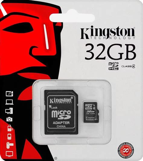 Micro Sd 16gb Kingston kingston micro sd card class 4 4gb 8gb 16gb 32gb 64gb multi media mobile card