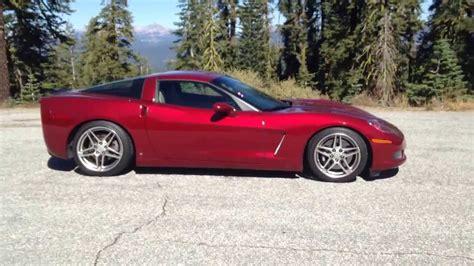 what is a c6 corvette ruby sue the c6 corvette