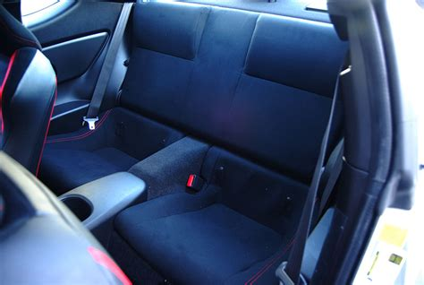 subaru brz 2013 iggee s leather custom fit seat cover