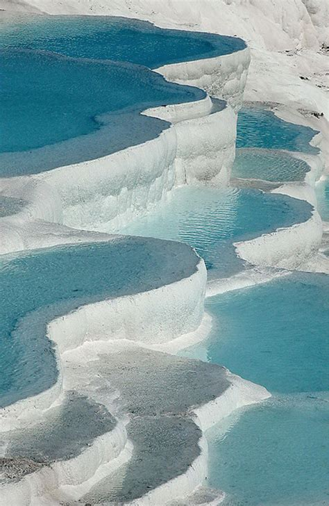 pamukkale turkey turkey collecting wonder