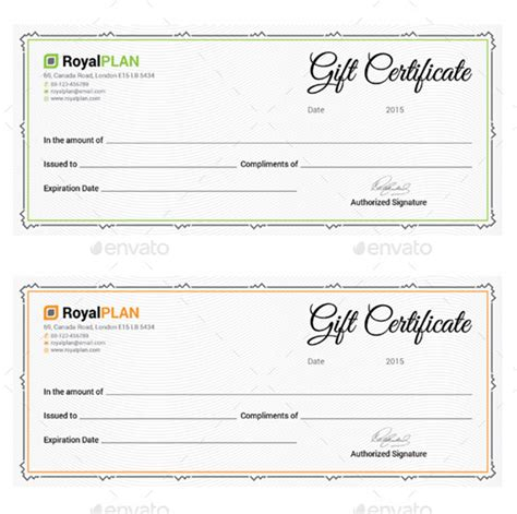 printable gift certificates templates printable gift certificate templates sleprintable
