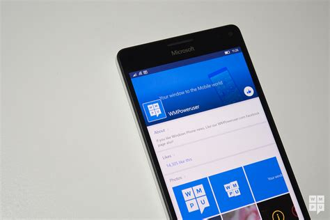 fecebook mobile beta for windows 10 mobile updated mspoweruser