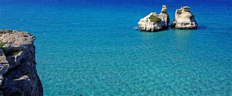 vacanza in salento salento spiagge