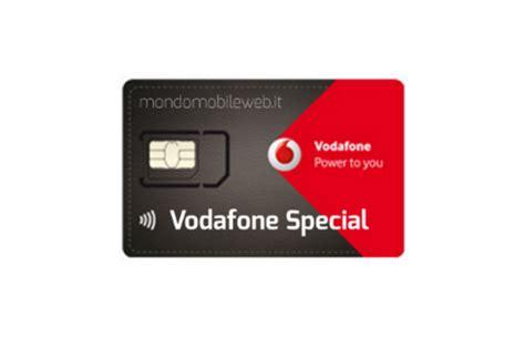 Vodafone Credit Sms Format Vodafone Speciale Offerte Mobile Giugno 2017 A Partire Da 5 Mondomobileweb It