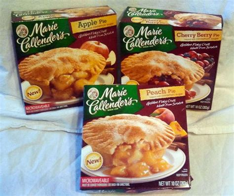 Calendars Pies Dave S Cupboard Review Callender S Fruit Pot Pies