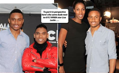 picture of miguel mother motrell tells who knew r b singer miguel was that short