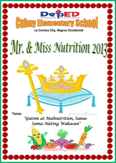 theme for education month 2013 national nutrition month theme 2013 just b cause