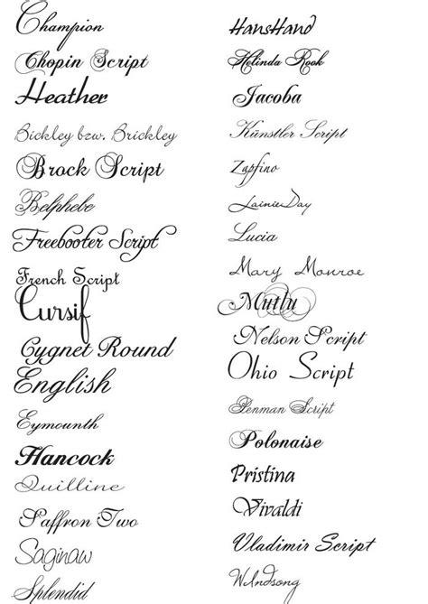 tattoo schriften generator kostenlos geschwungene schriftart informatives schriftarten in