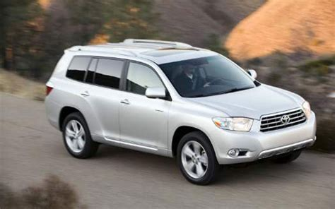 2007 Toyota Highlander Reviews 2007 Toyota Highlander Hybrid Reviews And Rating Motor Trend