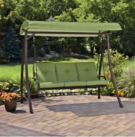 patio swing set with canopy the world s catalog of ideas