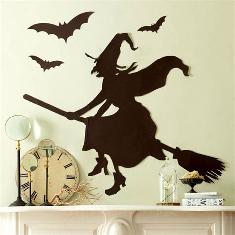 Witchcrafters Decor by 20 Booo Tiful Silhouettes