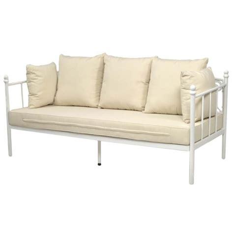 divani in ferro battuto divano per esterno ed interno in metallo