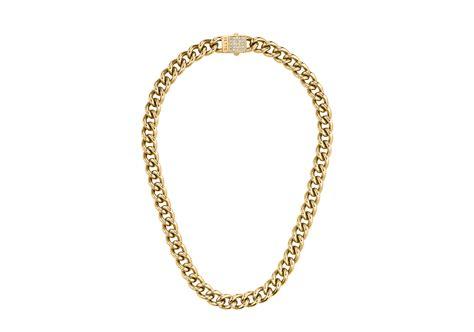 cadenas de oro gruesas para hombre cadenas gruesas aretes grandes y gafas llamativas se