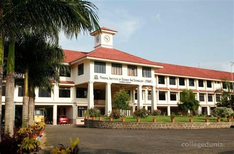 List Of Ernakulam Mba Colleges by Federal Institute Of Science And Technology Fisat