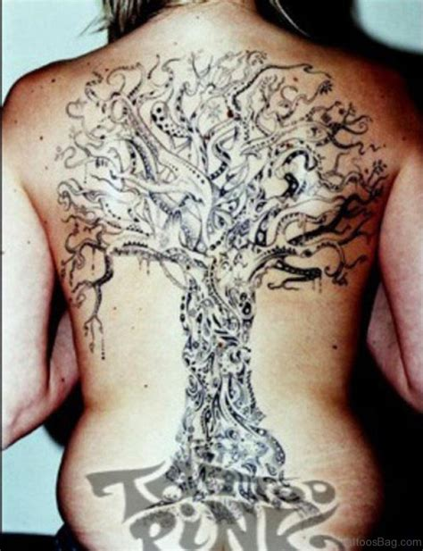 tree of life back tattoo 76 tree tattoos for back