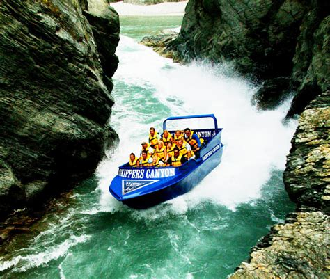 jet boat tour queenstown new zealand skippers canyon jet boat and scenic tours queenstown