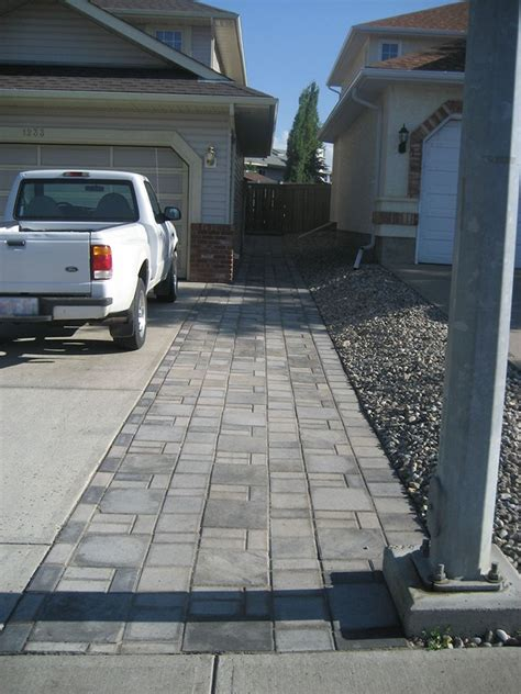 extended driveway outdoor home garden pinterest driveways yards and front yards