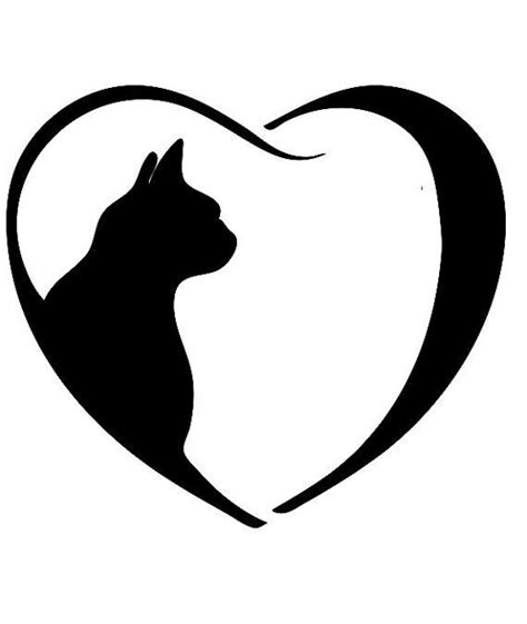 tattoo black cat silhouette image result for cat embroidery pattern inspiration