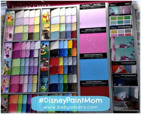 disney paint colors decorating a bedroom for a boy and a with disney