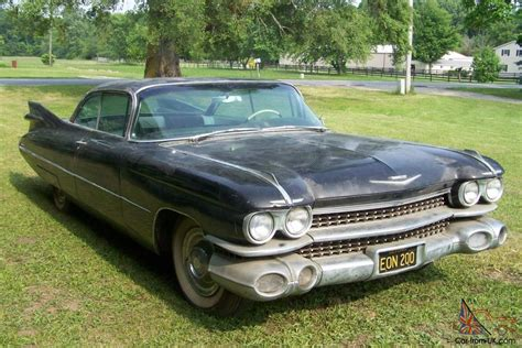 cadillac coupe 1959 1959 cadillac coupe no reserve
