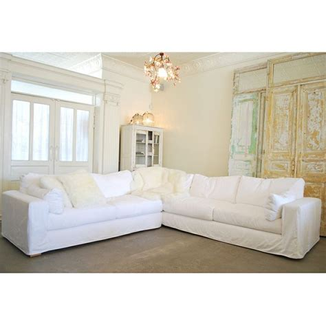 Soho Sectional From Rachel Ashwell Shabby Chic Couture Ashwell Shabby Chic Slipcovers