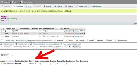 Mysql Create Table Primary Key Mysql How Can I Drop Multiple Primary Keys In Phpmyadmin