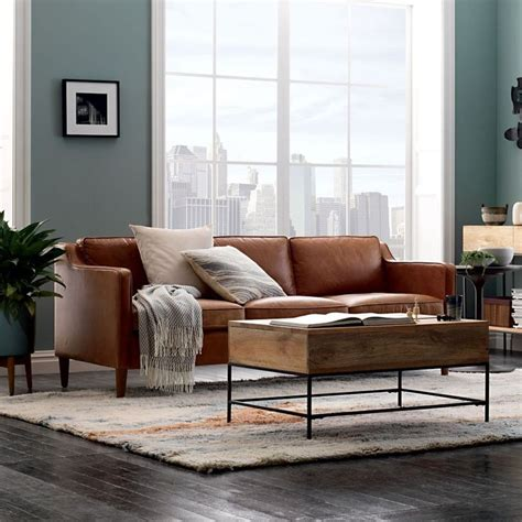 camel sofa color scheme 25 best ideas about leather sofa decor on pinterest