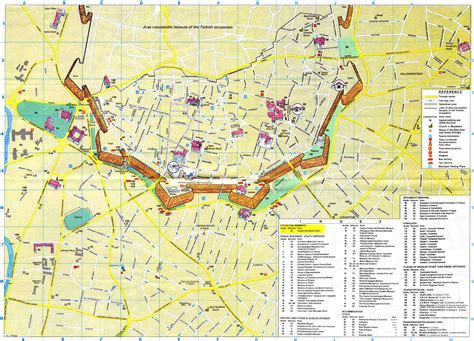 nicosia maps nicosia area map and nicosia city map
