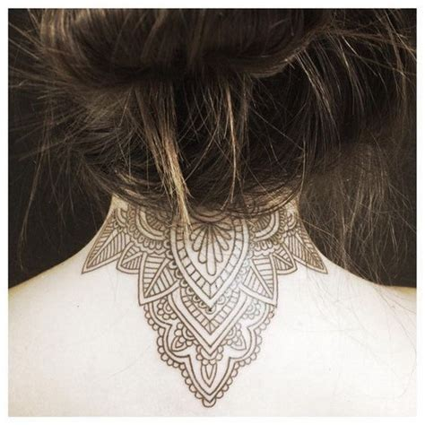 henna tattoo back neck 55 attractive back of neck designs for creative