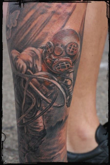 diving tattoos designs 86 best images about dive on