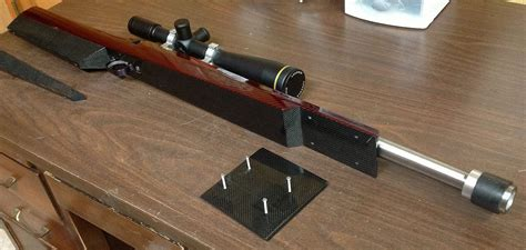 bench rest stock benchrest rifle stock dimensions crafts