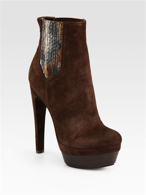 shoeniverse fnsa zoe brown suede and