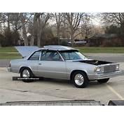 1979 Chevrolet Malibu Pro Street 377 Sbc