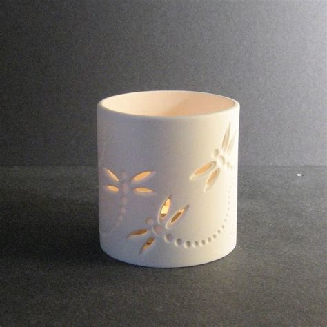 Ceramic Candle Holders by Dragonfly Ceramic Candle Holders Tea Light Holders