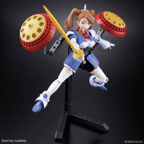 Hgbf Hyper Gyanko Hg Gundam Bandai Build Fighters hyper gyanko hgbf gundam model kits images list