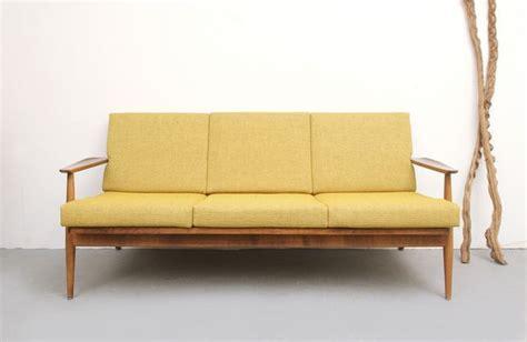 yellow sofa for sale yellow sofa 1960s for sale at pamono