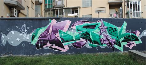 wubik artisti graffiti throw  magazine