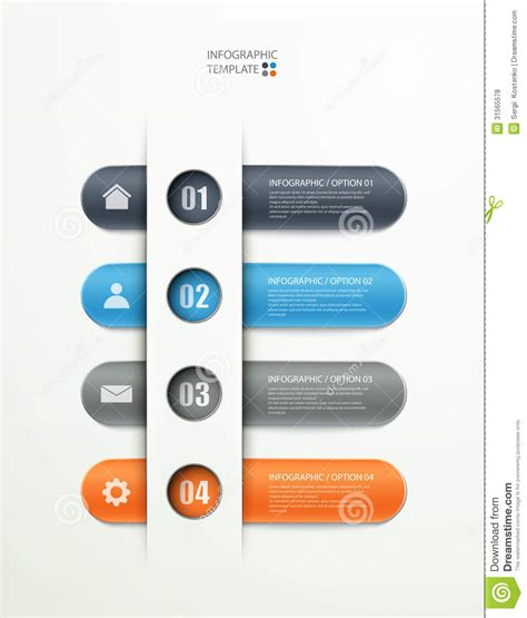 layout stock free infographics options layout royalty free stock photos