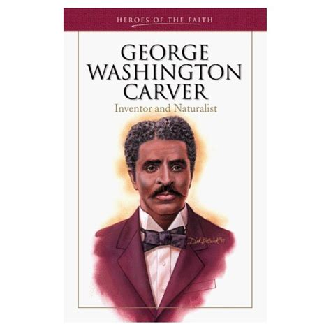 biography of george washington carver book august 2010 jessica letchford