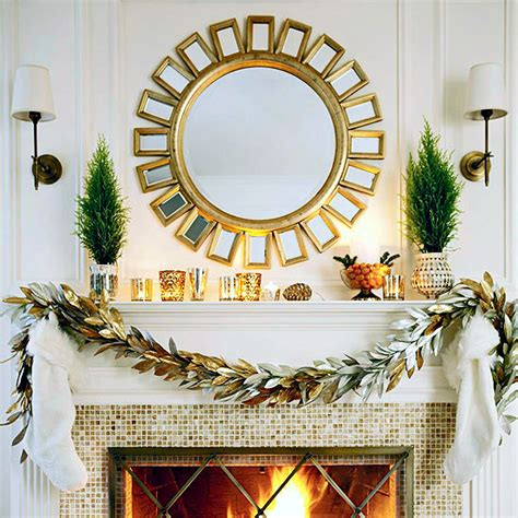 Decorative Garlands Home Draped Garlands Decorations And Ideas For Home Interior Design Ideas Ofdesign